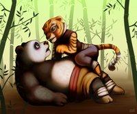 Порно смотреть онлайн кунг фу панда
